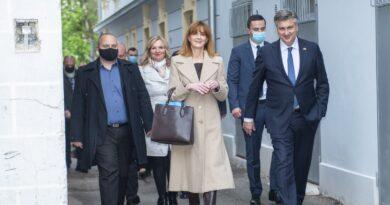 Predsjednik Vlade RH i predsjednik HDZ-a Andrej Plenković dao snažnu podršku  HDZ-ovim kandidatima na predstojećim lokalnim izborima